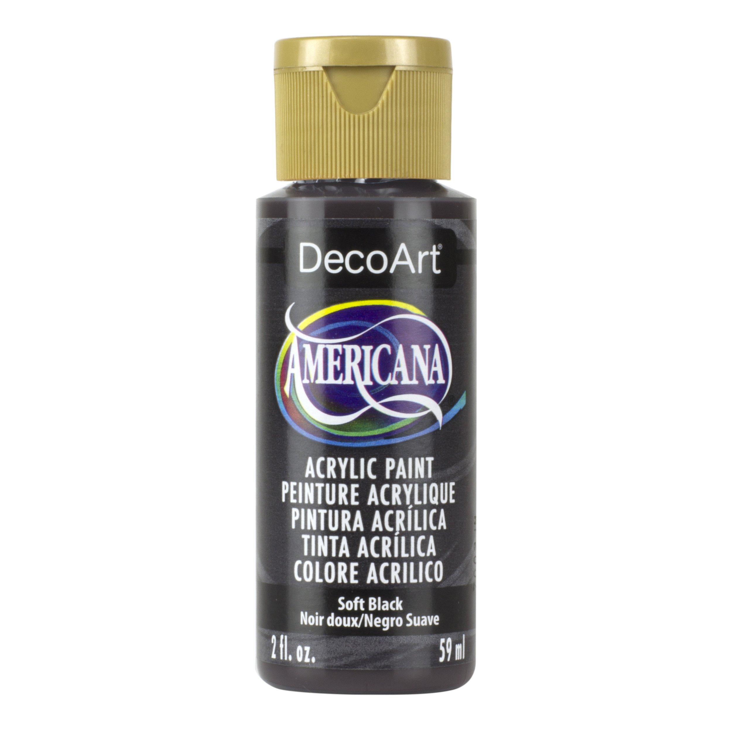 AMERICANA 2OZ SOFT BLACK