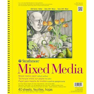 MIX MEDIA 300 40SH 11x14