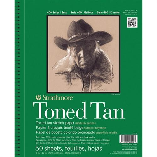 SKTCH TN 400 WB TAN 5.5X8.5(12