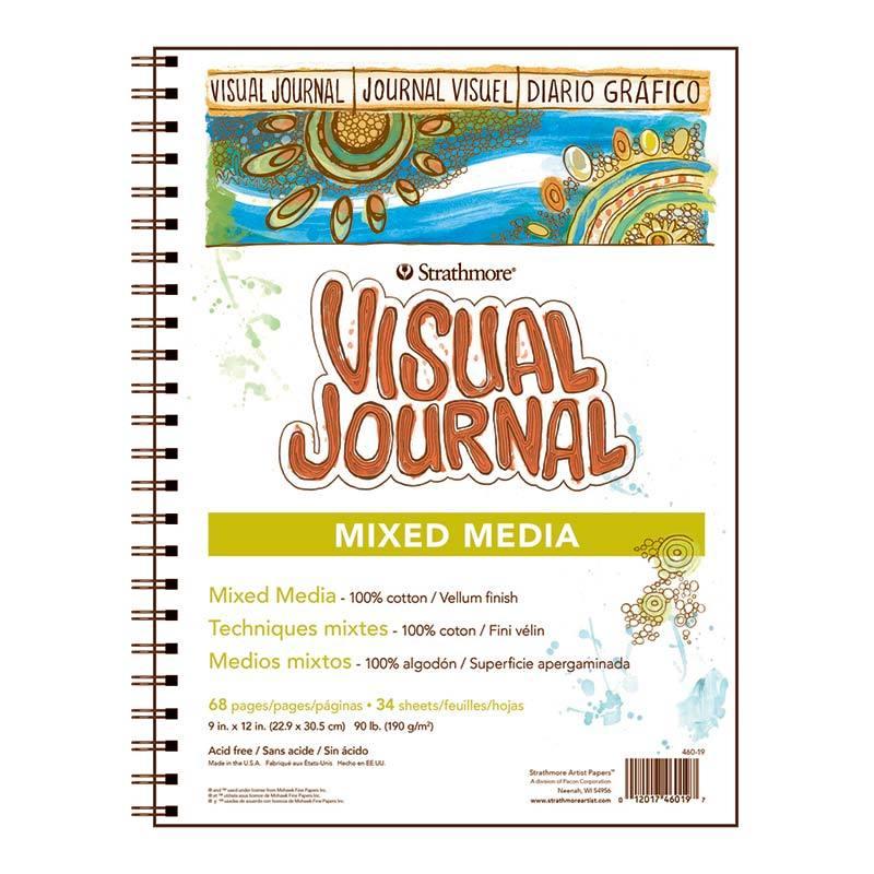 VIS JRNL MXMEDIA 9X12 68PG/6
