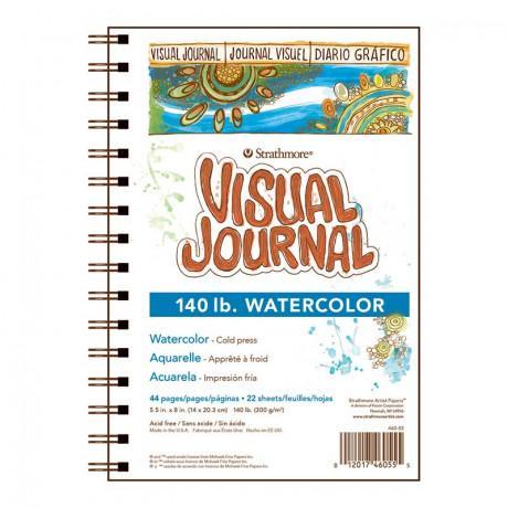 VIS JRNL W/C 140#5.5X8 44PG/12