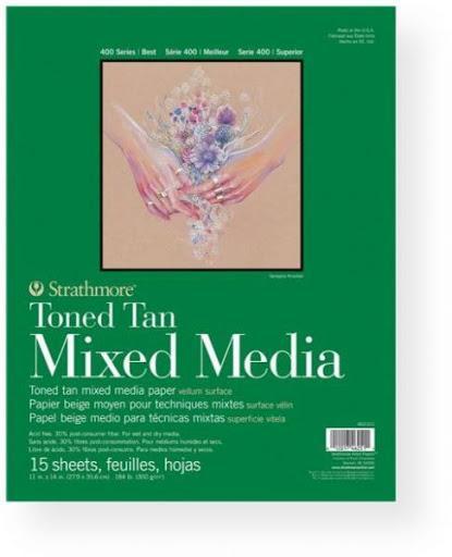 MXMD TN 400 TAN 11X14 15SH(12)