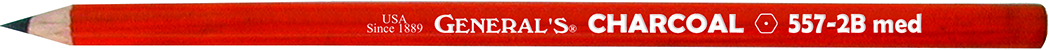 CHARCOAL PENCIL 2B