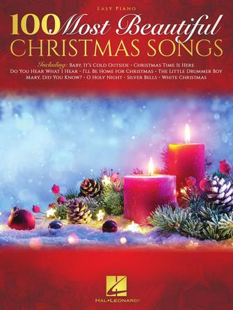 100 Most Beautiful Christmas Songs - Easy Piano