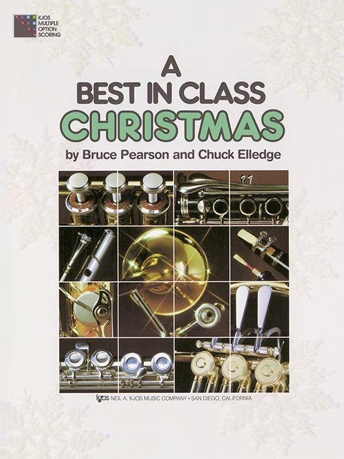 A Best in Class Christmas - Alto Saxophone