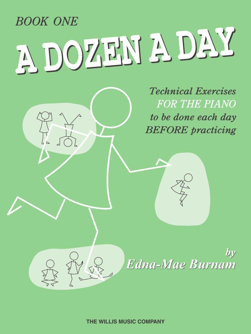 A Dozen A Day-Book 1