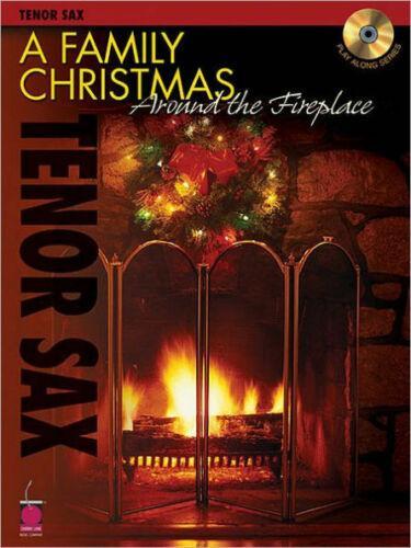 A Family Christmas Around the Fireplace - Tenor Sax