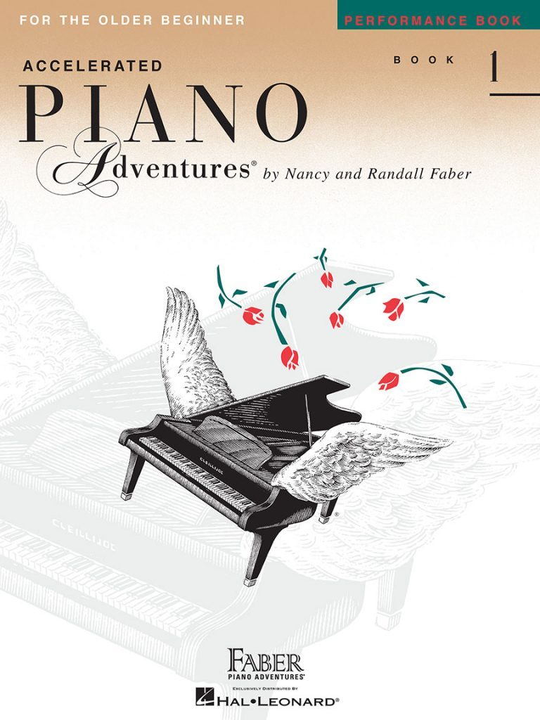 Accelerated Piano Adventures: Performance- Book 1