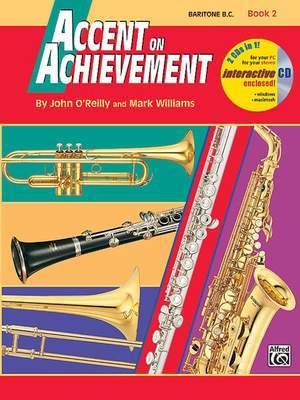 Accent on Achievement Book 2 [Baritone B.C.]