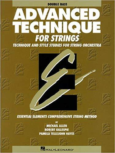 Advanced Technique for Strings: Double Bass