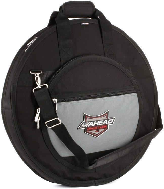 Ahead Armor Deluxe Heavy-duty Cymbal Bag
