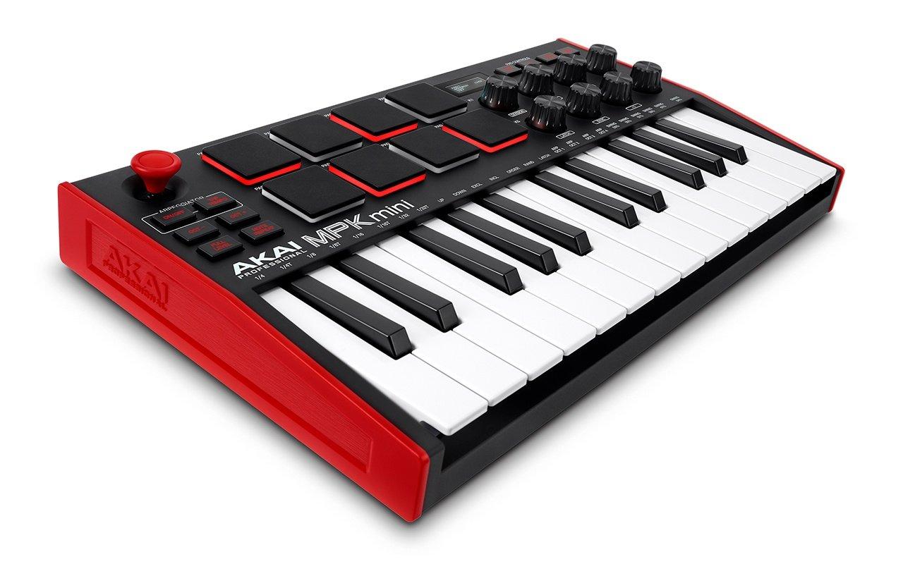 Akai MPK Mini 3 Portable USB Keyboard