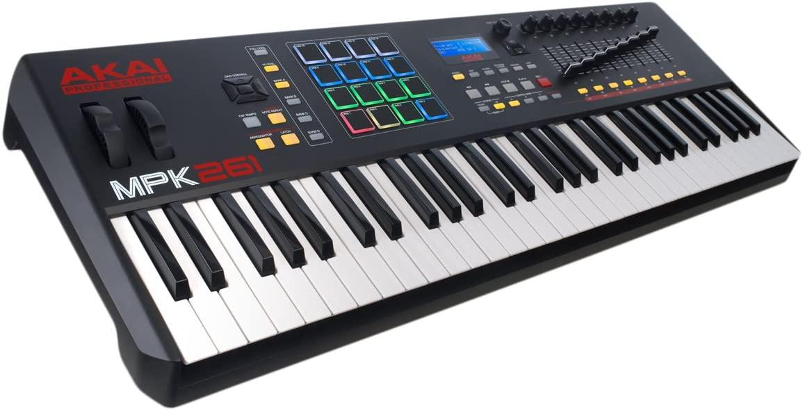 Akai MPK261 USB/Midi Keyboard Controller