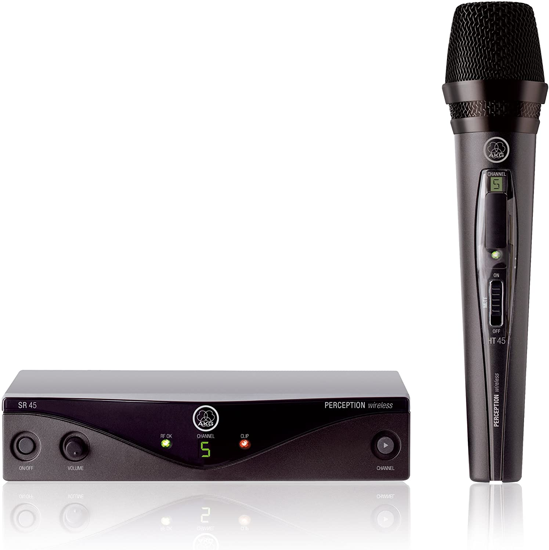 AKG HT-45 Perception Wireless Mic System 7975