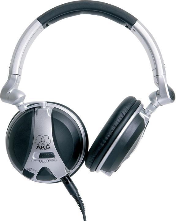 AKG K181-DJ Professional DJ Headphones