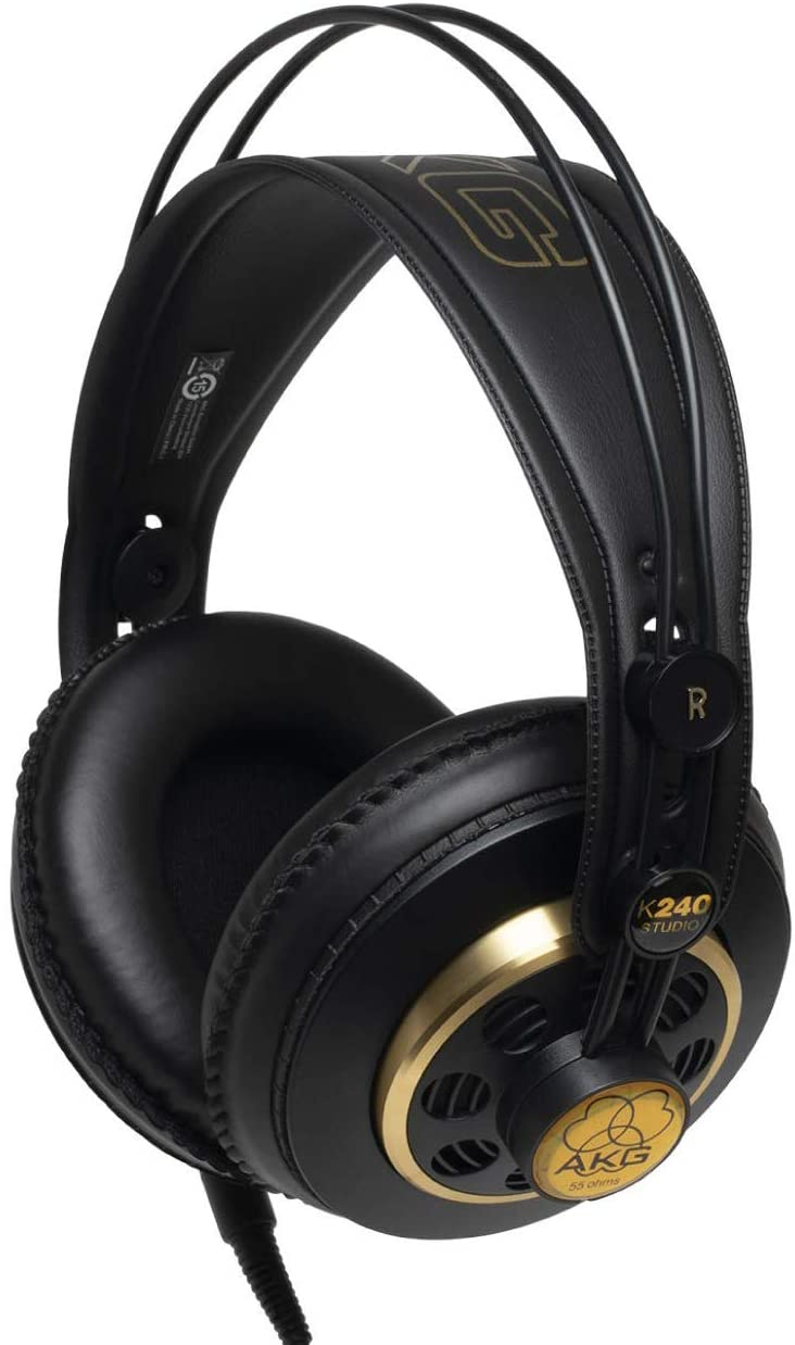 AKG K240 Studio Semi-Open Professional Headphones