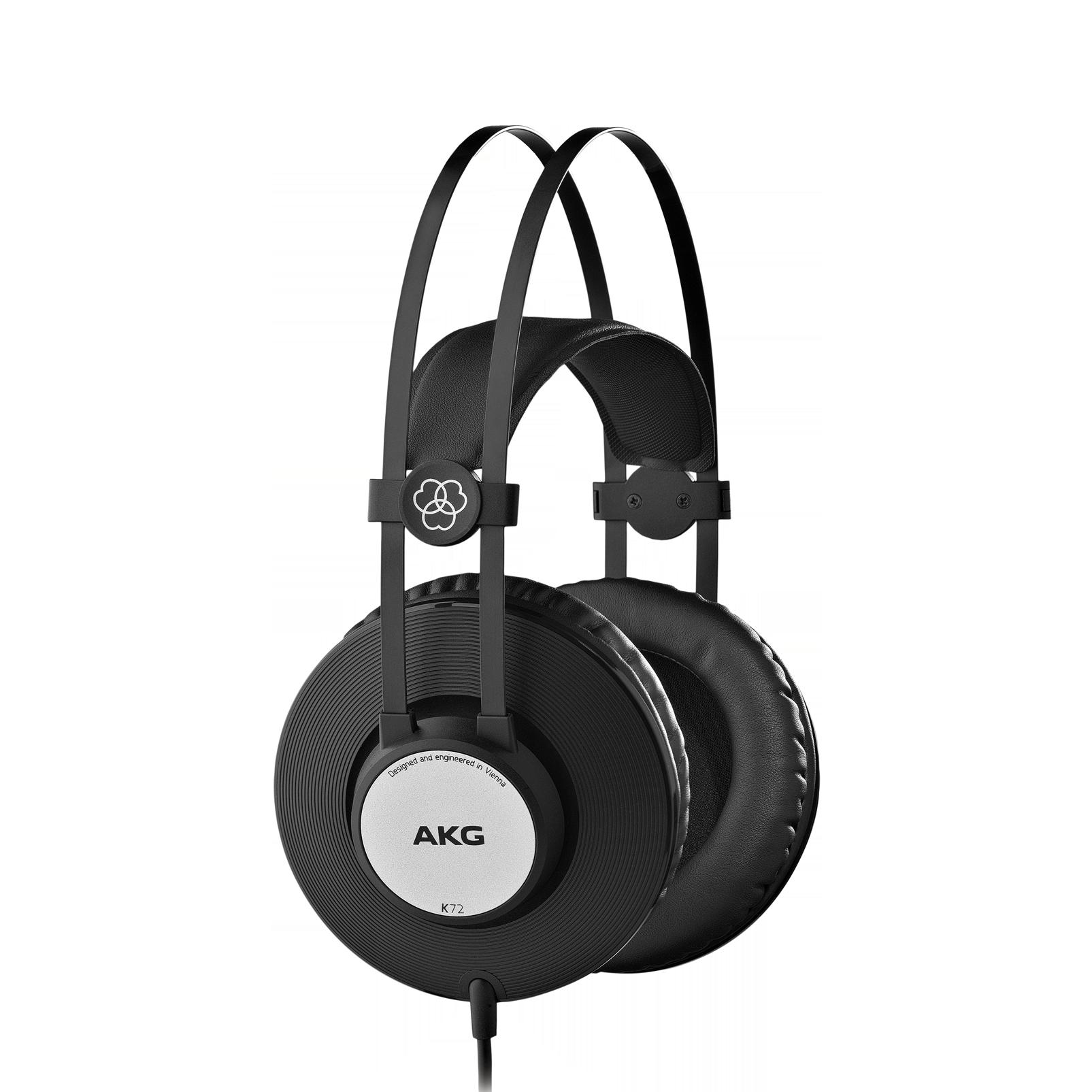 AKG K72 Closed Back Professional Studio Headphones