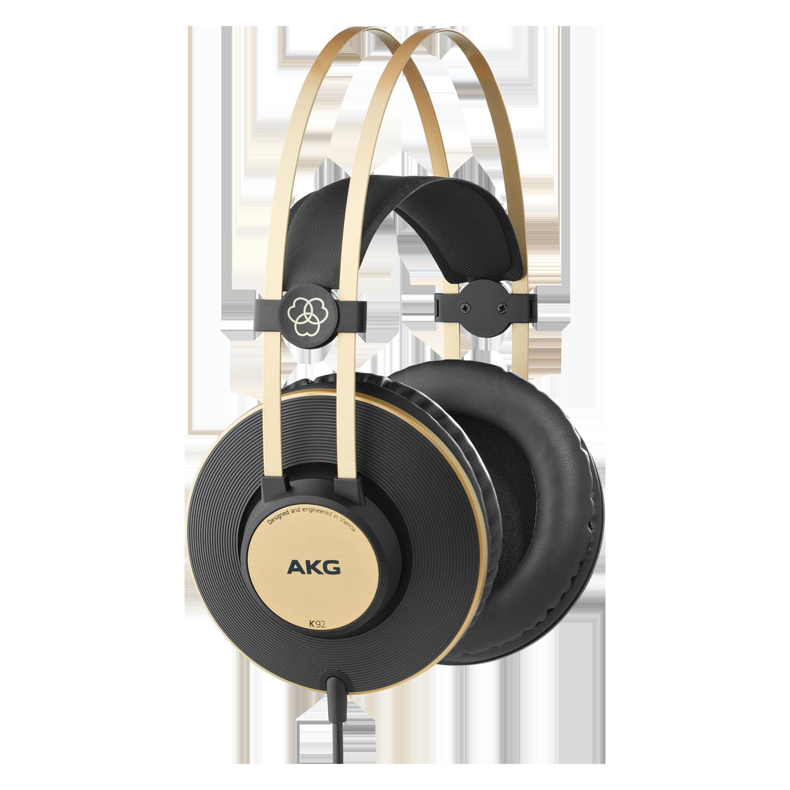 AKG K92 Closed-Back Professional Studio Headphones