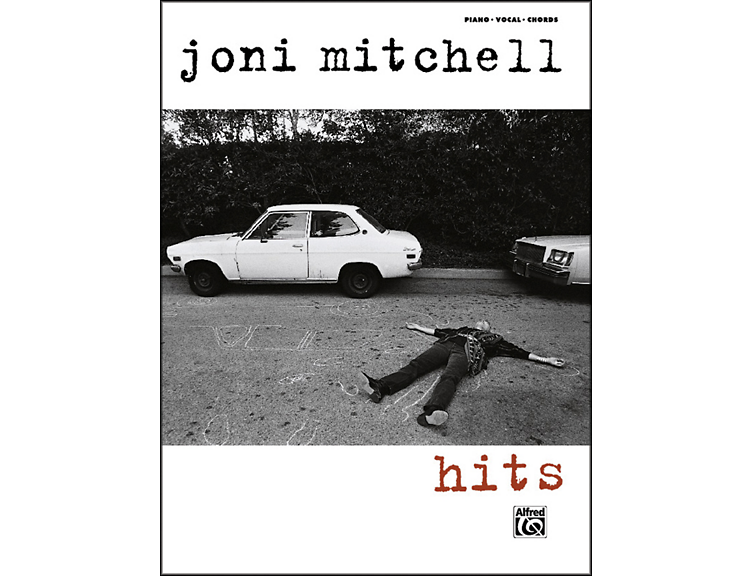 Alfred Joni Mitchell - Hits (Piano Vocal and Chords Book)