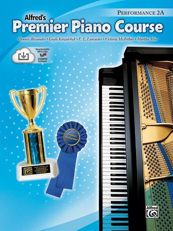 Alfred Premier Piano - Performance 2A