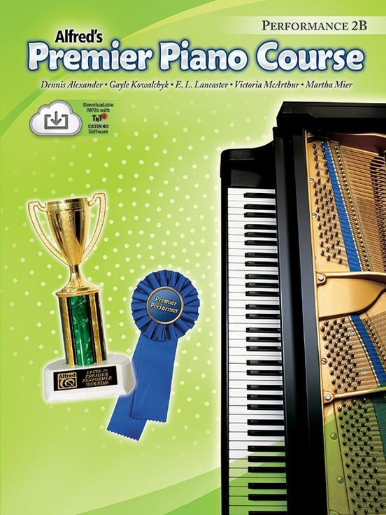 Alfred Premier Piano - Performance 2B