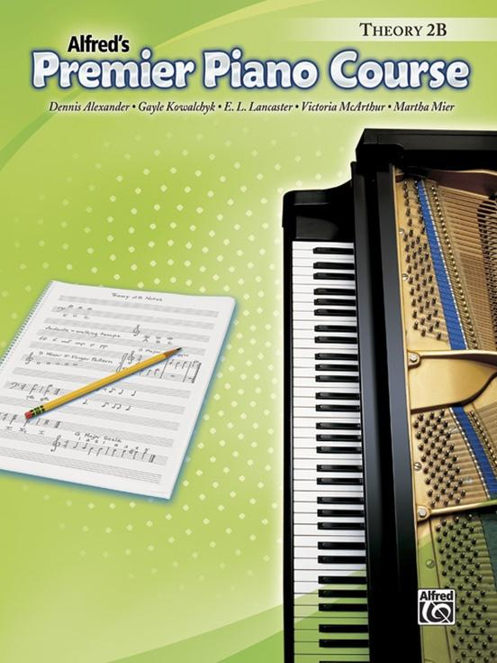 Alfred Premier Piano - Theory 2B