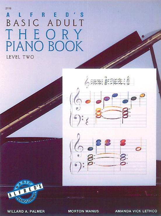 Alfreds Basic Adult Piano Course: Theory - Level 2
