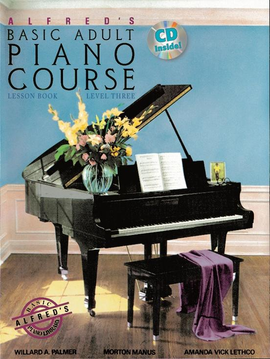Alfreds Basic Adult Piano Course: Theory - Level 3