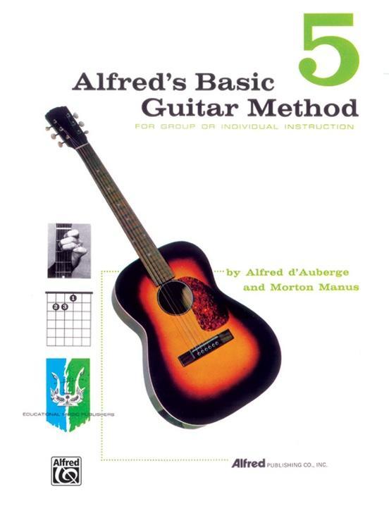 Alfreds Basic Guitar Method 5 [Guitar]