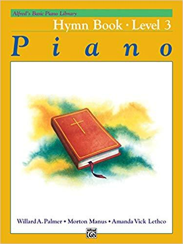 Alfreds Basic Piano Library Hymn Book Level 3