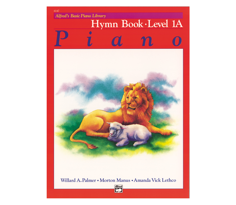 Alfreds Basic Piano Library: Hymn Book Level 1A