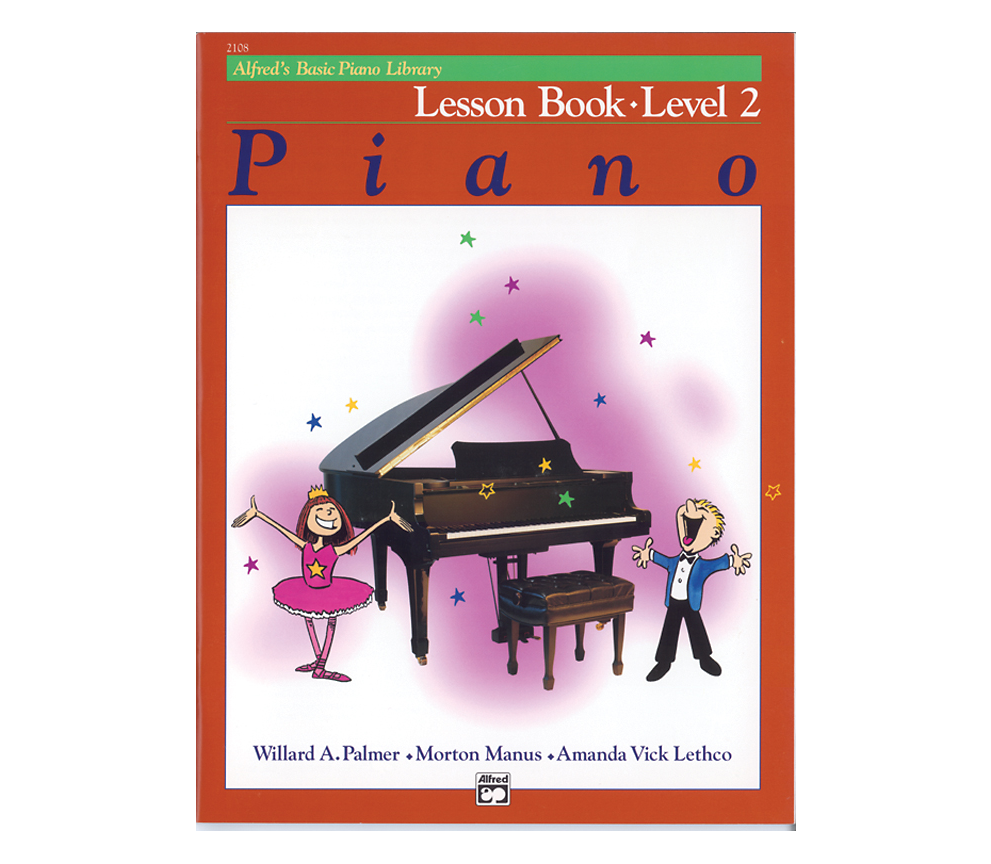 Alfreds Basic Piano Library: Lesson Book Level 2