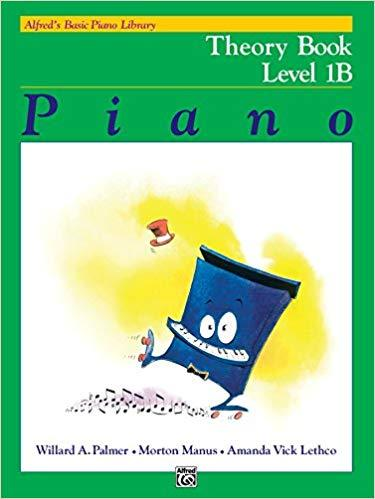 Alfreds Basic Piano Library: Theory Book Level 1B