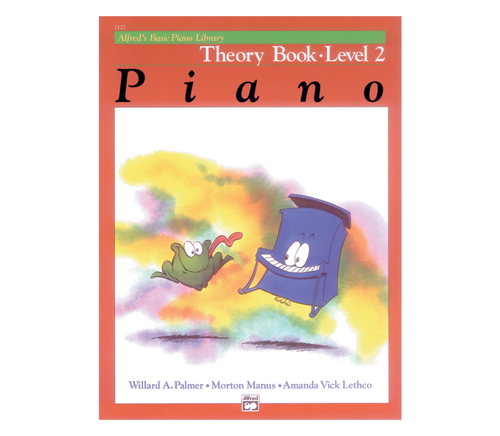 Alfreds Basic Piano Library: Theory Book Level 2