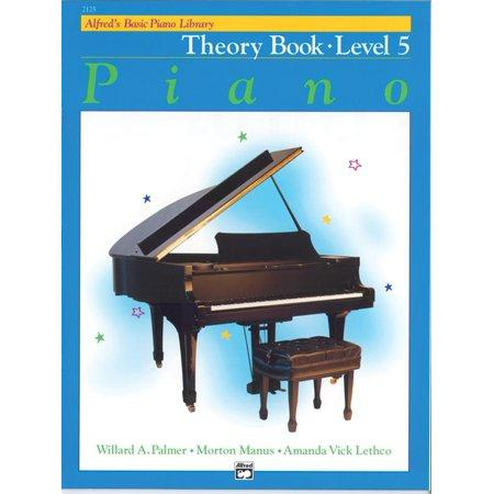 Alfreds Basic Piano Library: Theory Book Level 5