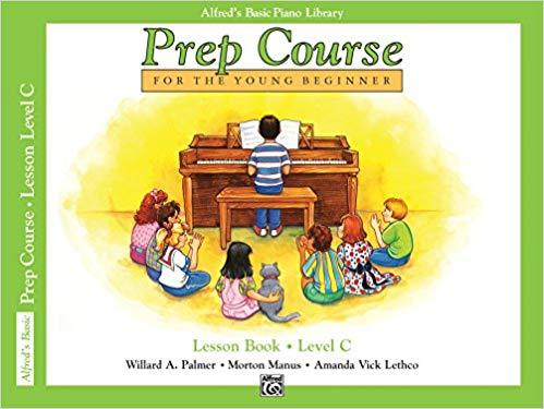 Alfreds Basic Piano Prep Course Technic Book C: For the Young Beginner