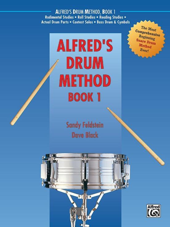 Alfreds Drum Method Bk. 1