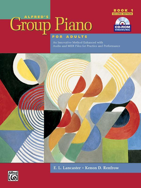Alfreds Group Piano for Adults Book 1