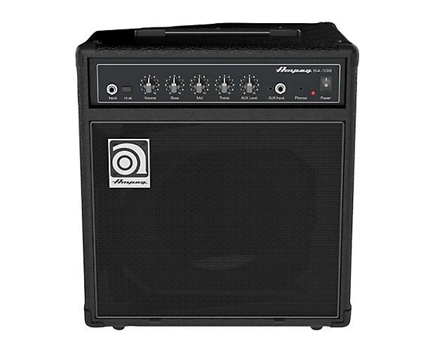 Ampeg BA-108v2 20-watt 1x8 Combo Bass Amp