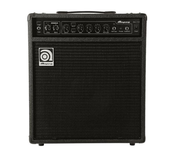Ampeg BA-112v2 75-watt 1x12 Combo Bass Amp