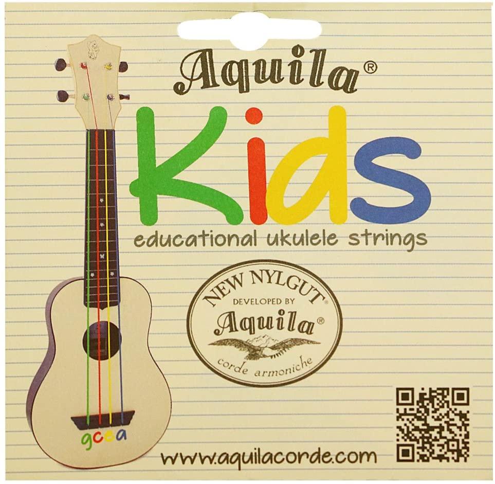 Aquila Kids Educational Ukulele Strings
