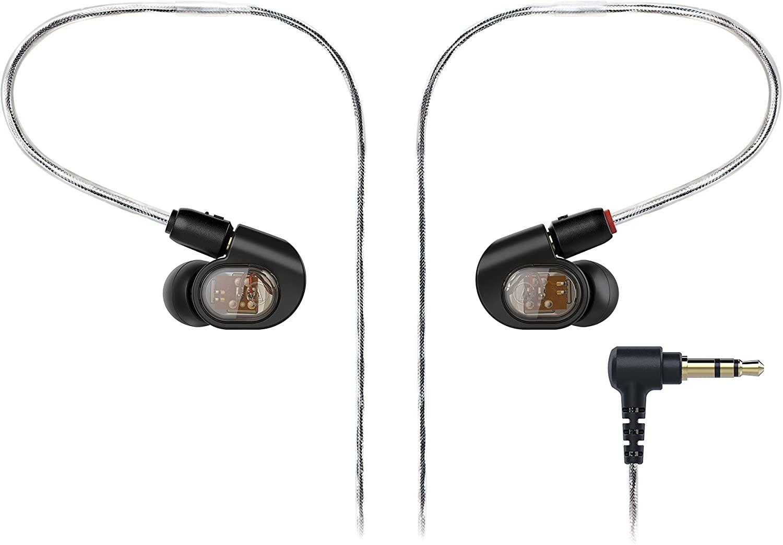 Audio Technica ATH-E70 In-Ear Monitor Headphones