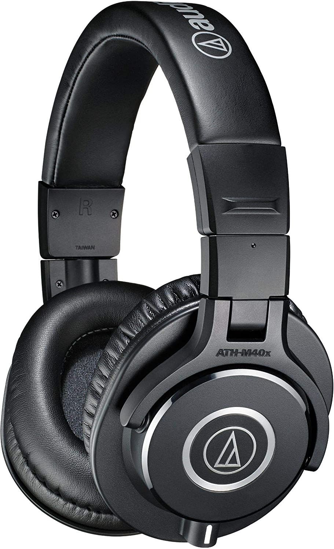 Audio Technica ATH-M40X Headphones