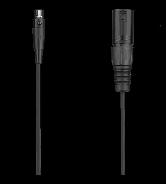 Audix CBLM25 Mini XLR to XLR Cable
