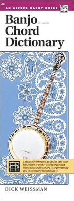 Banjo Chord Dictionary: Handy Guide
