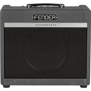 Bassbreaker 15 LTD Black Amp Combo