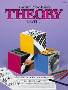 Bastien Piano Basics: Level 1 - Theory