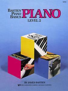 Bastien Piano Basics: Level 2 - Piano