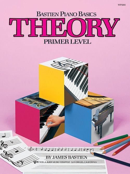 Bastien Piano Basics: Primer Level - Theory