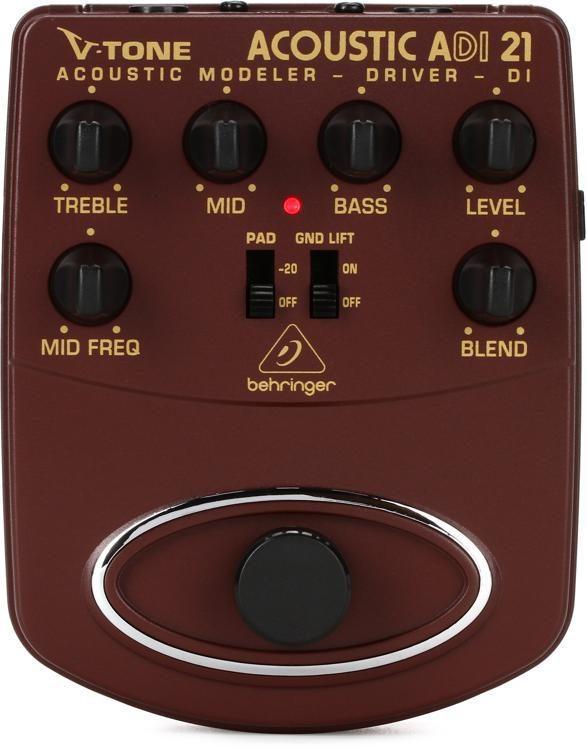 Behringer ADI21 V-Tone Acoustic Drive DI